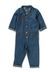 SHANE SUIT - DENIM