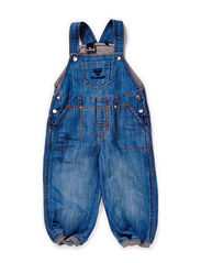 DANES OVERALLS SS15 - DENIM LIGHT