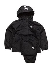 RAVEN RAINSUIT - BLACK