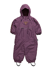 STAR SNOWSUIT AW16 - ARGYLE PURPLE