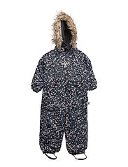 MOON SNOWSUIT AW17 - MULTI COLOUR GIRLS