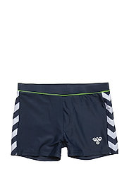 JOSS SWIM TRUNKS - BLUE ASSOLUTO