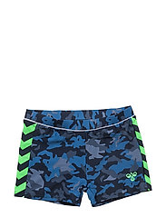 JOSS SWIM TRUNKS - MULTI COLOUR BOYS
