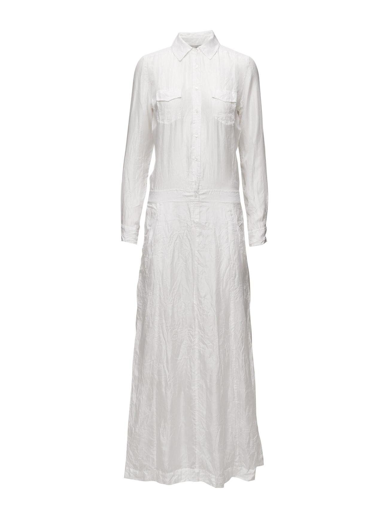 Huron Maxi Dress Hunkydory Maxi Kjoler til Damer i Pure White