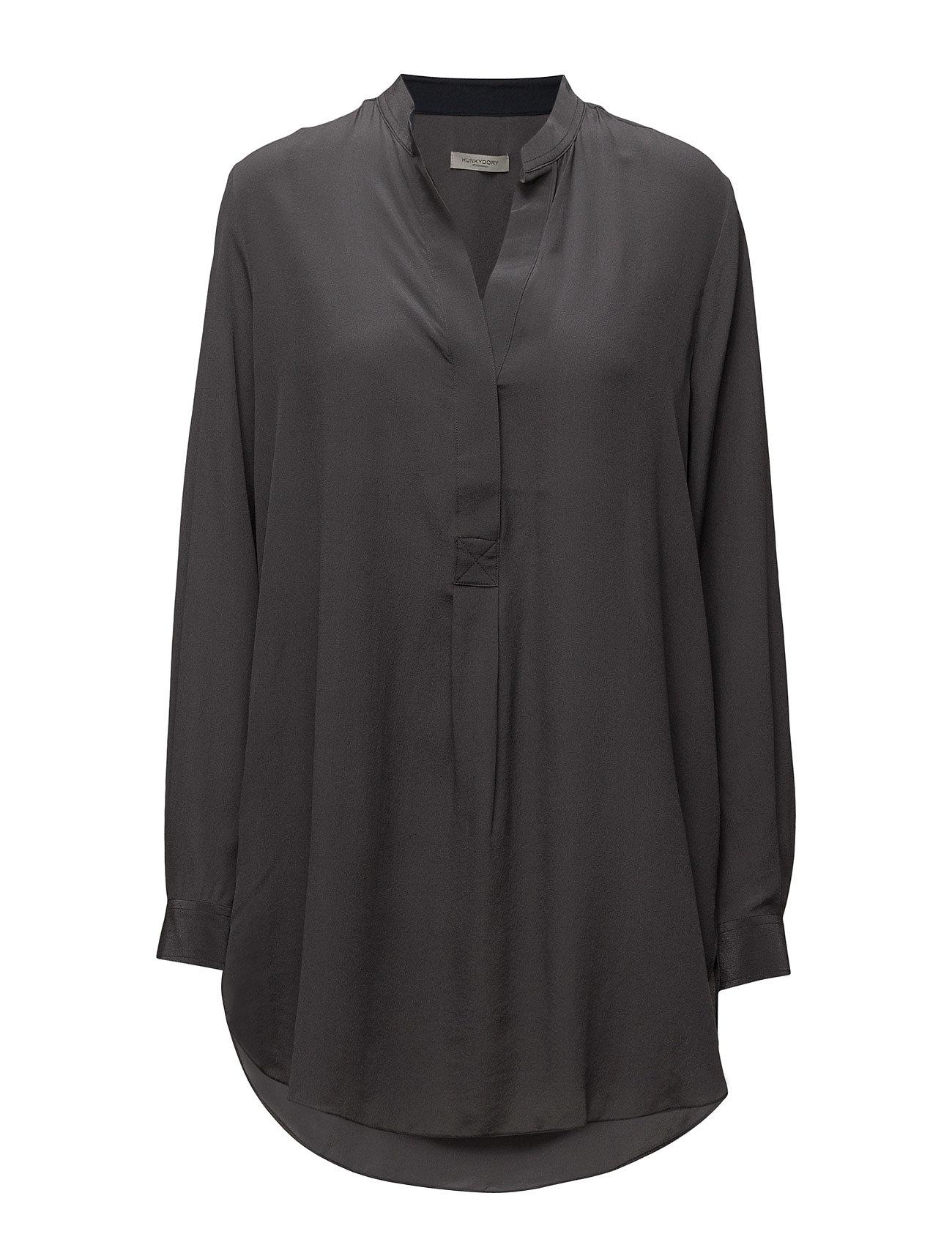 Morgana Dress Hunkydory Korte kjoler til Kvinder i Navy blå