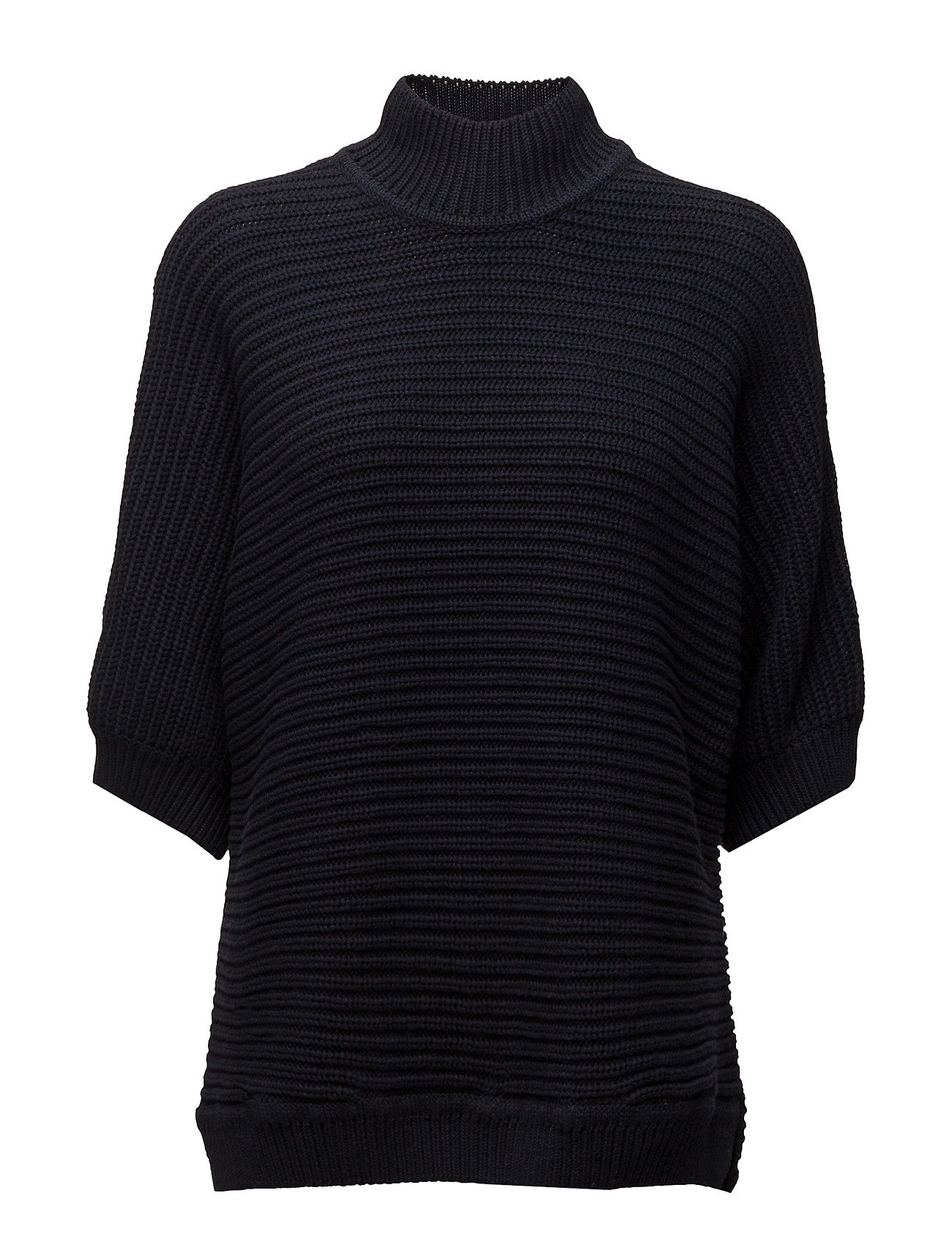Lille Knit Hunkydory Sweatshirts til Damer i Midnight Navy