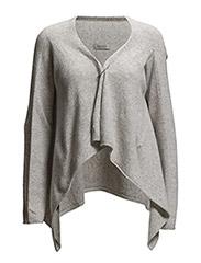 Essential Japan Knit - Light grey melange
