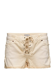 Pomona Shorts - SOFT YELLOW