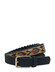 La Jara Belt - MIDNIGHT NAVY