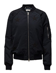 Vega Bomber Jacket - MILITARY NAVY