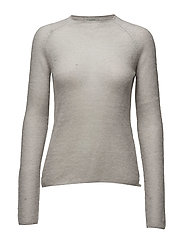 Jimmy Knit - LIGHT GREY