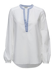 Oak Brook Tunic - PURE WHITE