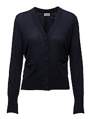 Carrie Knit Cardi - NAVY