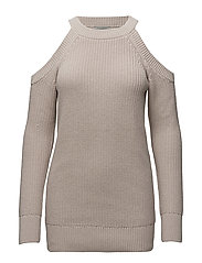 Doyle Knit - LATTE BEIGE