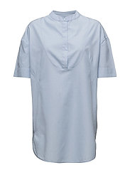Virgie Tunic - SOFT BLUE