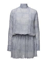 Vera Dress - BLUES PRINT