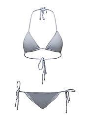 Jewel Bikini - DUSTY BLUE
