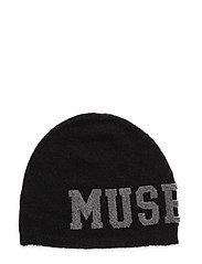 Muse Cap - ALMOST BLACK