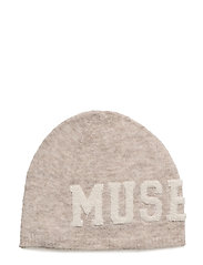 Muse Cap - WARM TAN MELANGE