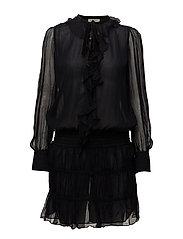 Ada Dress - ALMOST BLACK