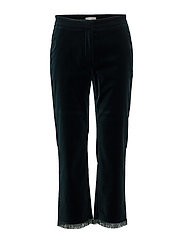 Sheridan Trouser - DEEP FOREST