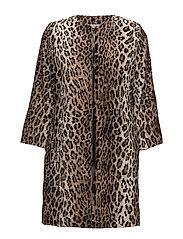 Leopard Jacket - LEOPARD PRINT