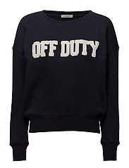 Off Duty Muse Fleece - DARK NAVY