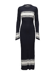 Aiden Dress - NAVY