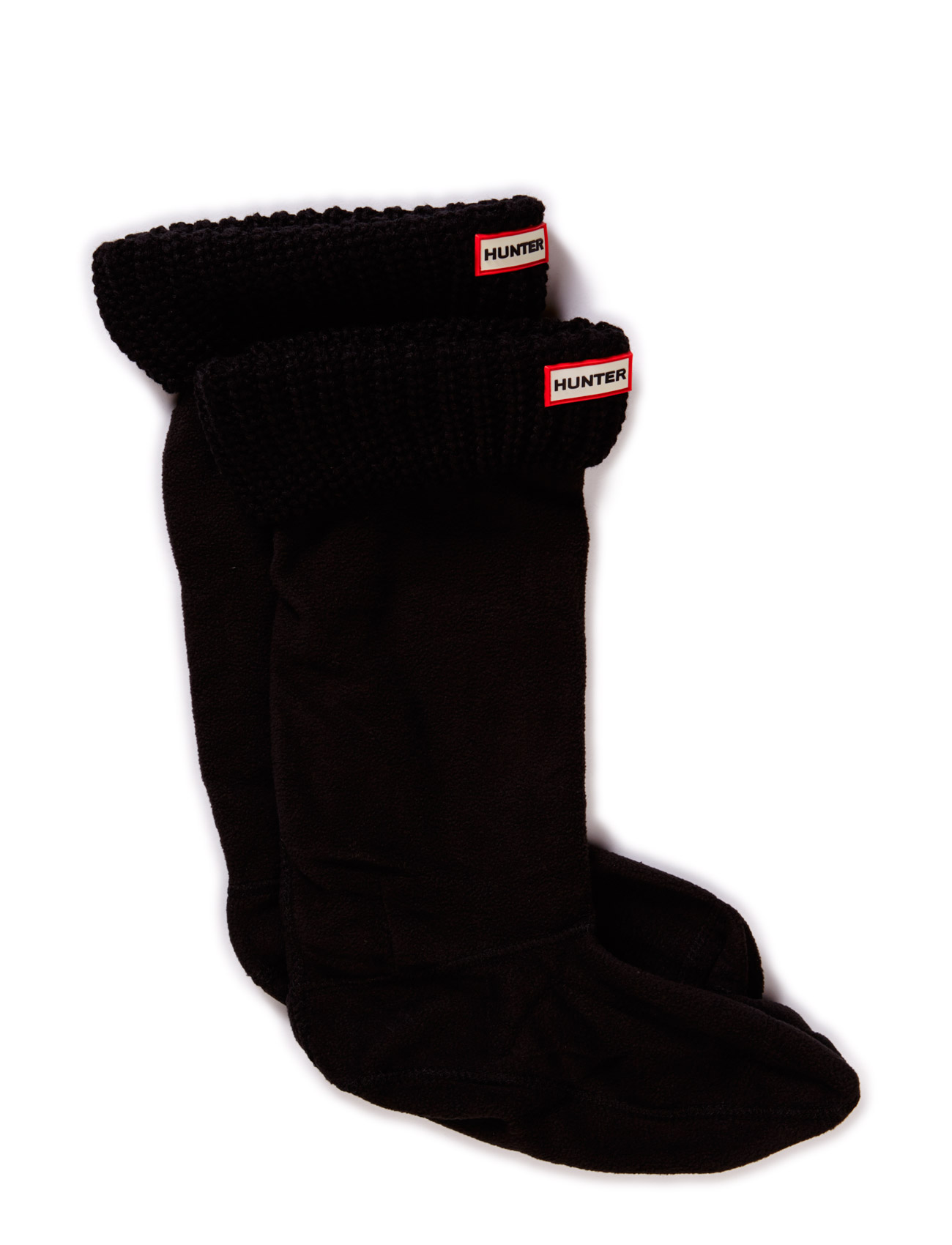 Hunter Half Cardigan Boot Sock Hunter Sko accessories til Damer i Sort