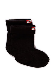 Short Boot Socks - Black