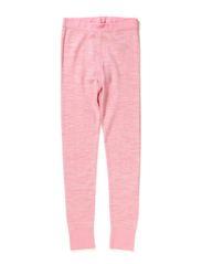 Leggings  Oekotex - Fresa pink melange