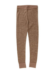 Leggings  Oekotex - Cub brown