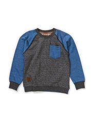 Sweatshirt - Wool grey