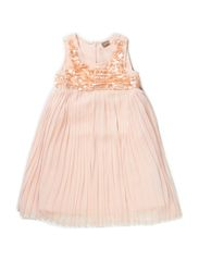 Dress - Peach puff