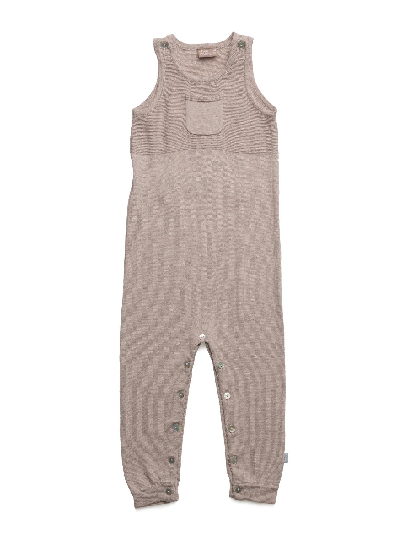 Knit Suit Hust & Claire Langærmede bodies til Børn i SAND