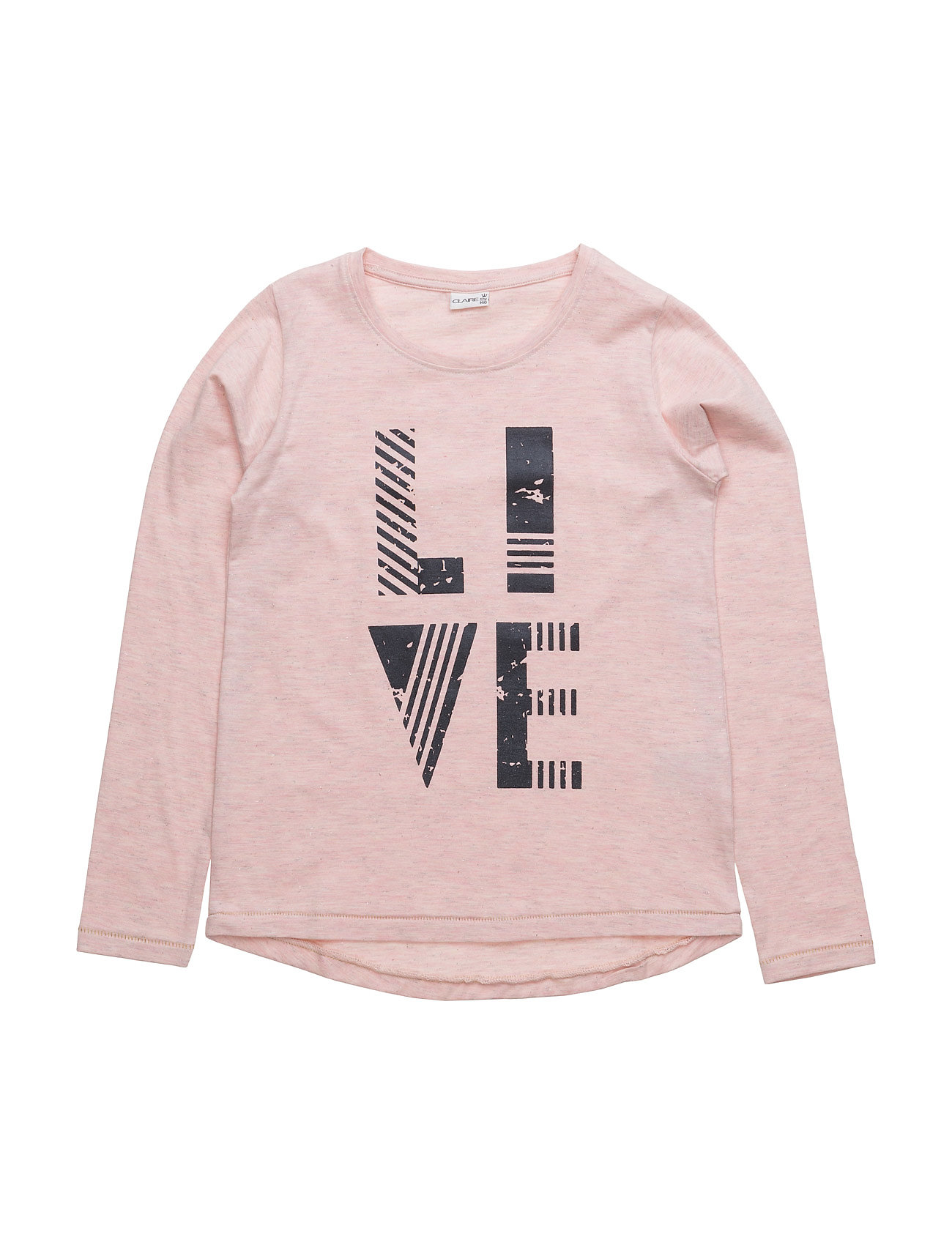 T-Shirt L/S Hust & Claire Langærmede t-shirts til Børn i