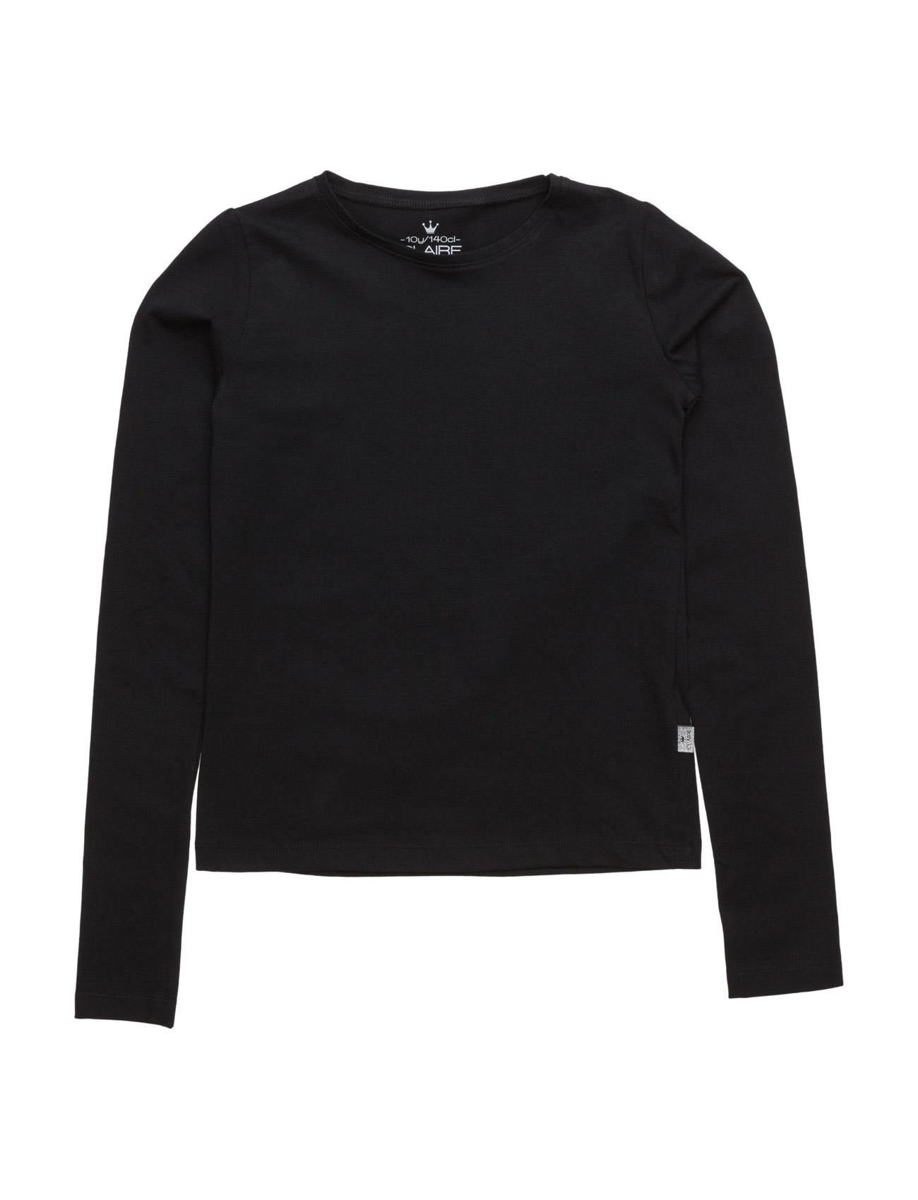 T-Shirt Hust & Claire Langærmede t-shirts til Børn i Sort