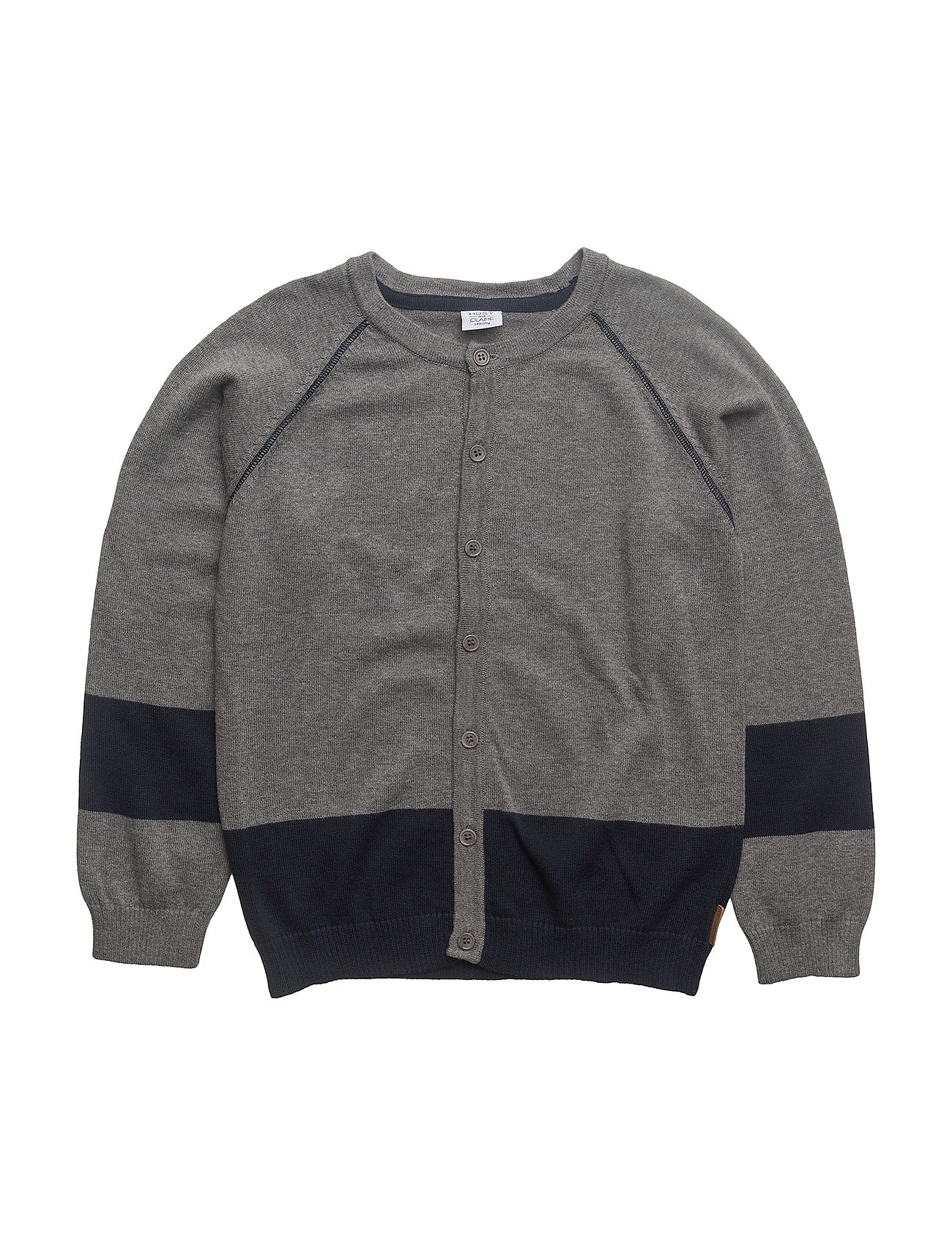 Cardigan (Wool Grey) (£21.69) - Hust & Claire   Boozt.com