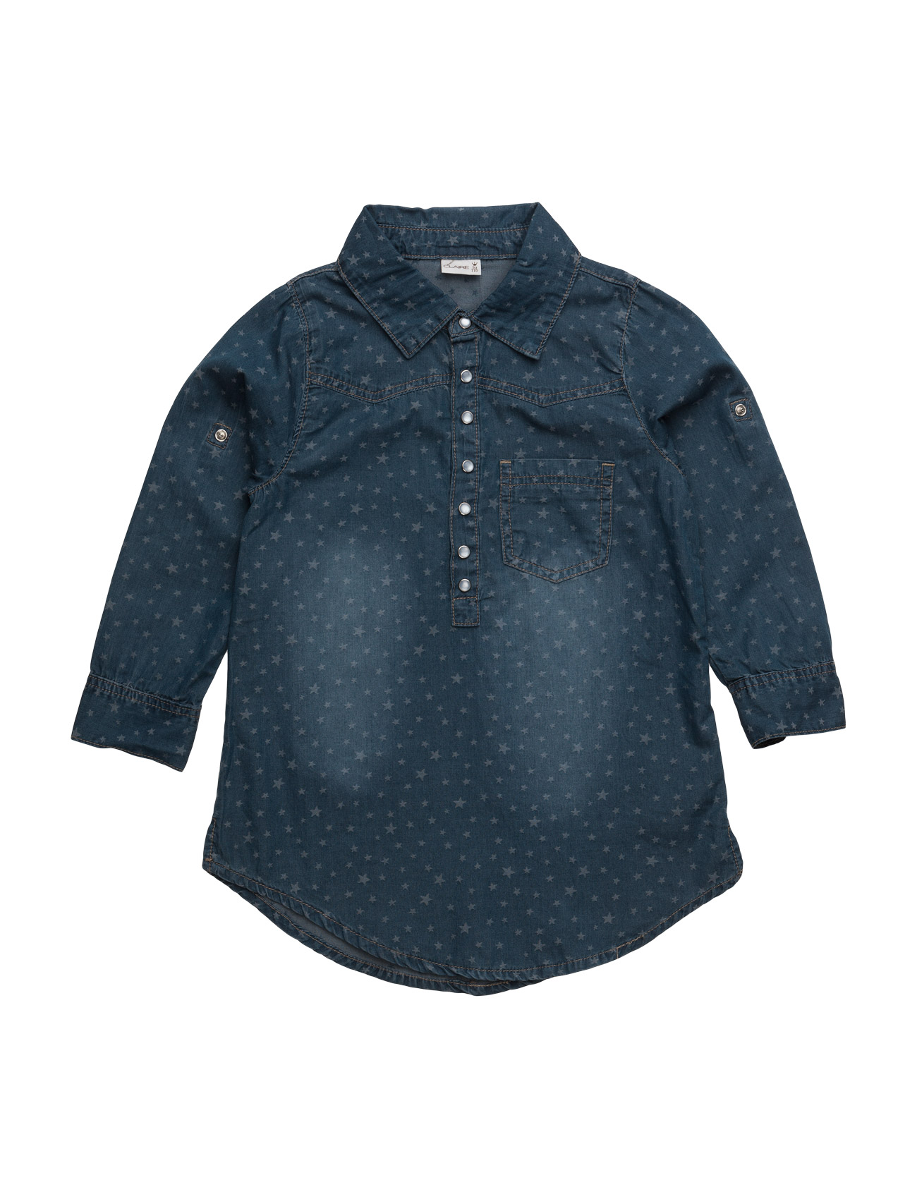 Shirt Hust & Claire  til Børn i Denim