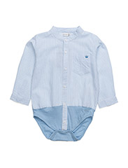 Bertil - Shirt body - LIGHT BLUE