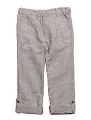Trousers - ANTRACITE MELANGE