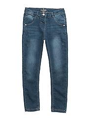 Trousers - LIGHT DENIM