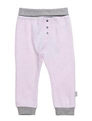 Jogging trousers - ROSé MELANGE