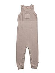 Knit suit - SAND