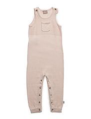 Knit suit - SOFT ROSé