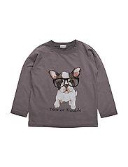 T-shirt L/S - ASH GREY
