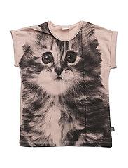 T-shirt - PEACH DUST
