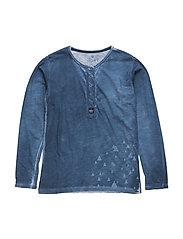 T-shirt L/S - BLUEBIRD