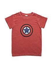 T-shirt - CRANBERRY