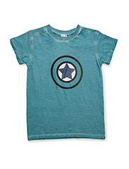 T-shirt - SURF BLUE